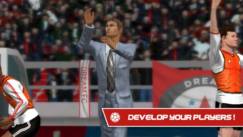 how to develop players in dream league soccer 2016