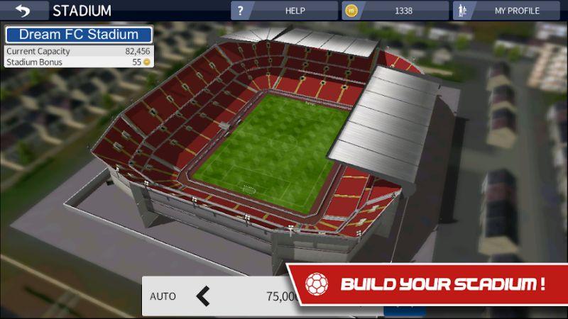 dream league soccer 2016 stadium