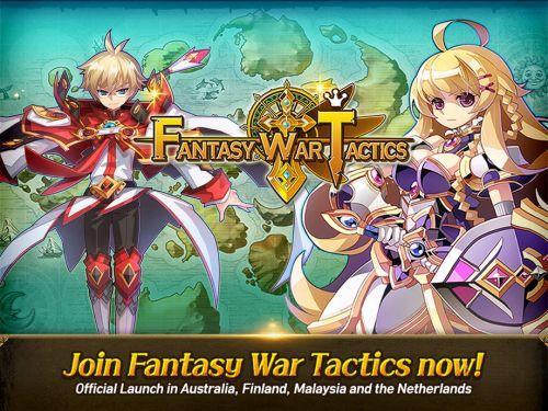 fantasy war tactics tips