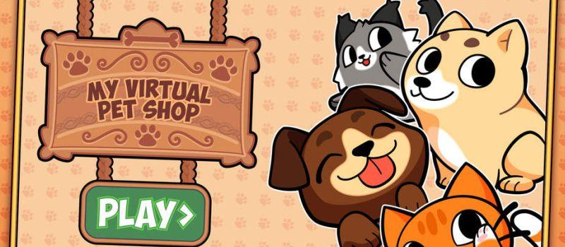 my virtual pet shop tricks