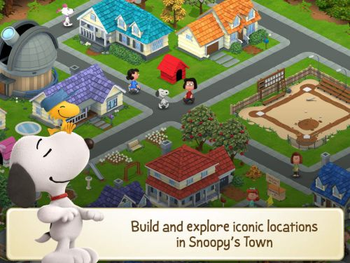 peanuts snoopy's town tale tips