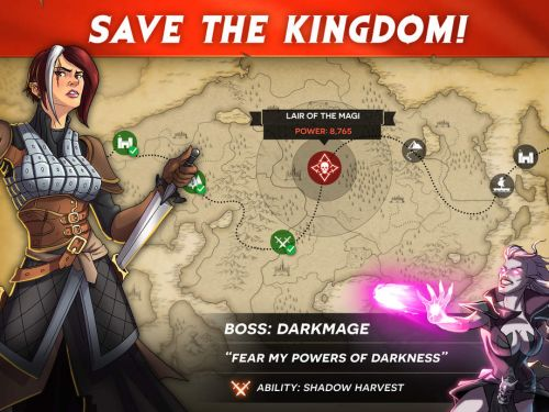 stormborn war of legends tips