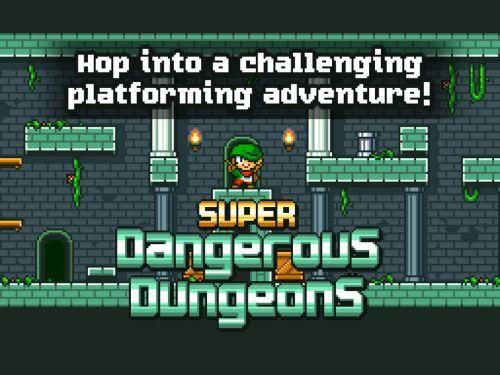 super dangerous dungeons tips