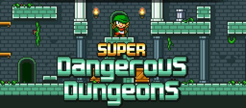 super dangerous dungeons tricks