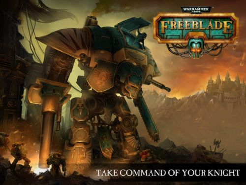 warhammer 40000 freeblade tips