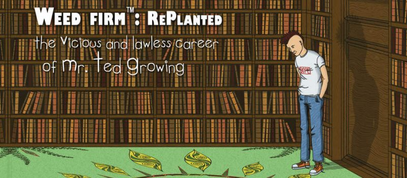 weed firm: replanted tips