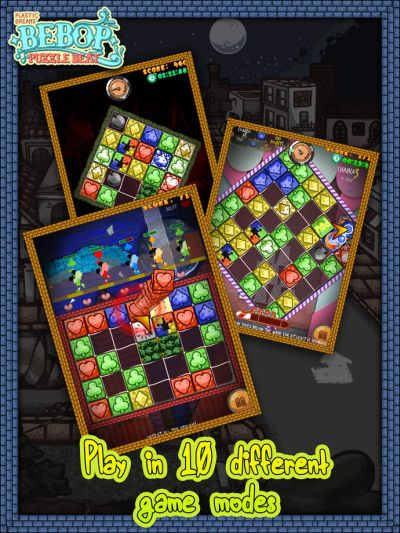 bebop puzzle beat tips