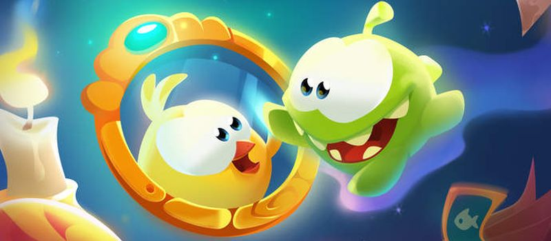 cut the rope magic levels