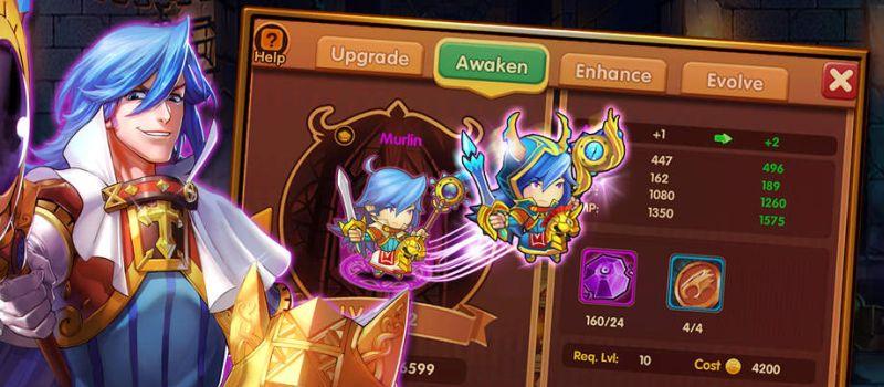 dungeon crash heroes