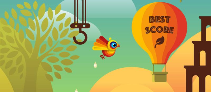 eco birds high score