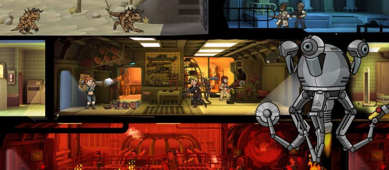 fallout shelter how to protect dwellers