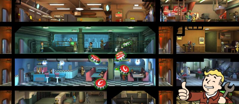 fallout shelter nuclear reactors
