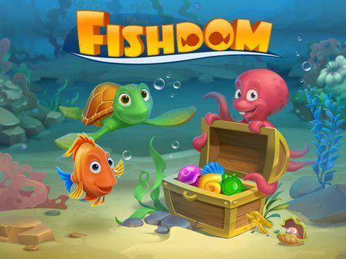 fishdom deep dive tips