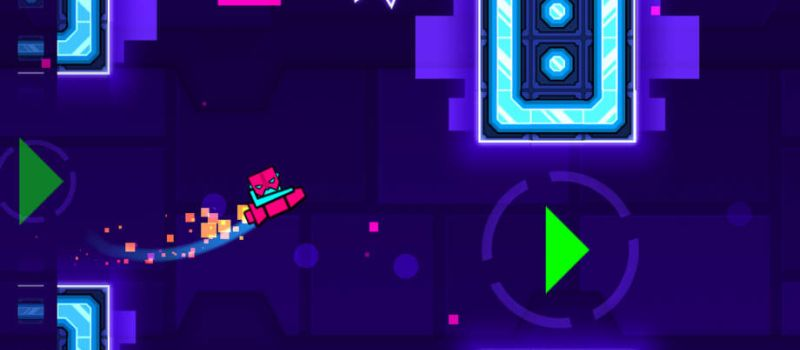 geometry dash meltdown guide