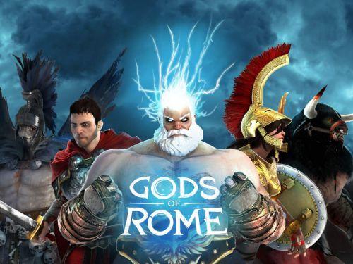 gods of rome tips