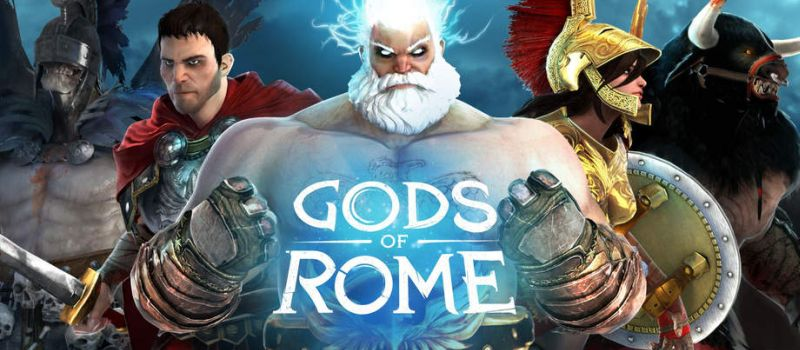 gods of rome strategy