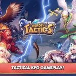 Heroes Tactics: Mythiventures Tips, Cheats & Guide to Defeat Your Enemies