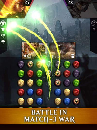 magic the gathering puzzle quest hints