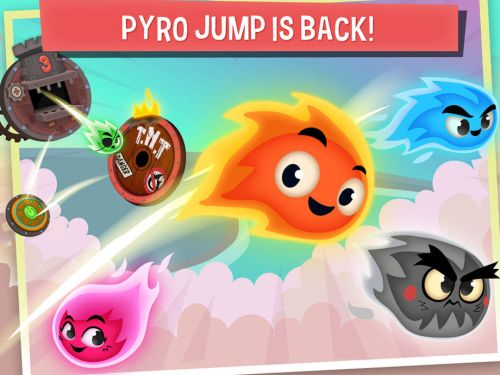 pyro jump rescue tips