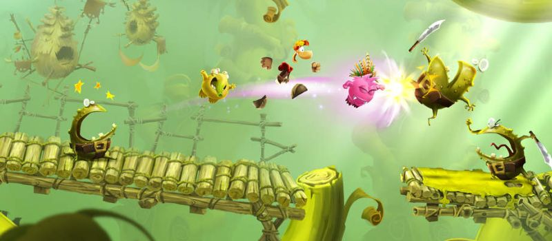 rayman adventures tips