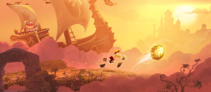 rayman adventures hints