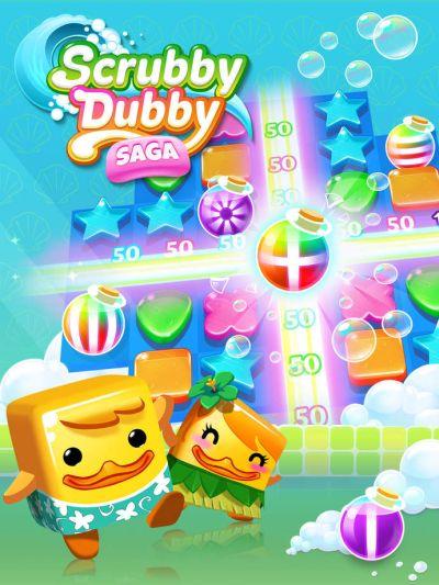 scrubby dubby saga tips
