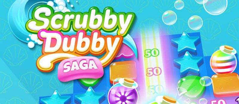 scrubby dubby saga three-star levels