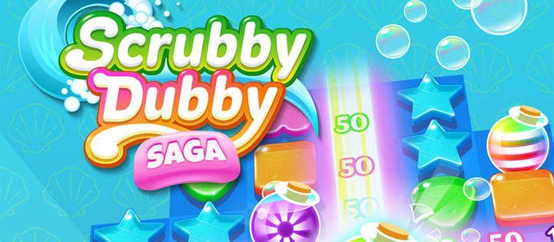 scrubby dubby saga three-star levels