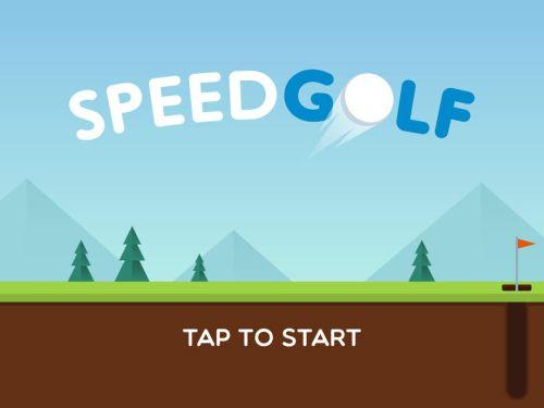 speed golf tips