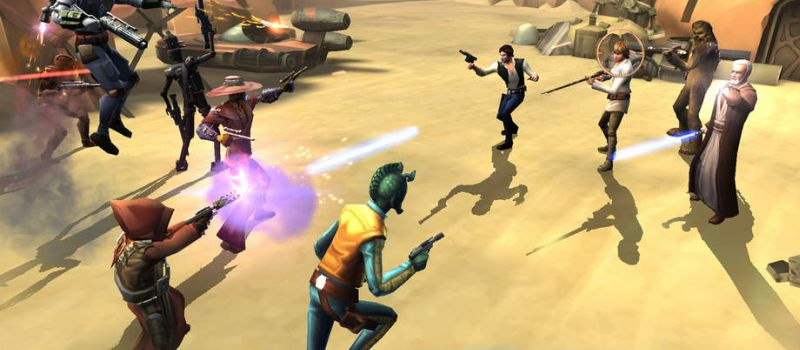 star wars galaxy of heroes guide
