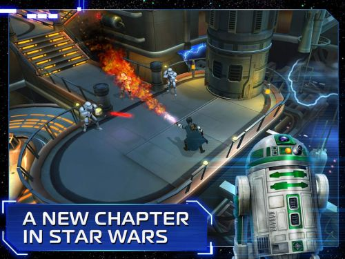 star wars uprising tips