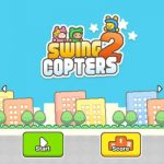 Swing Copters 2 Tips & Tricks to Get a High Score and Unlock New Characters