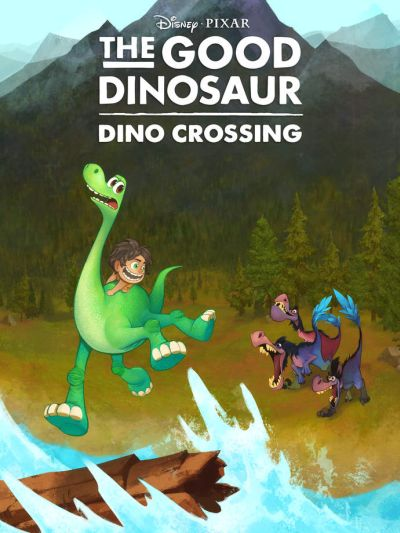 the good dinosaur dino crossing tips