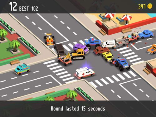 traffic rush 2 tips
