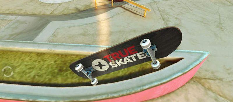 true skate tricks