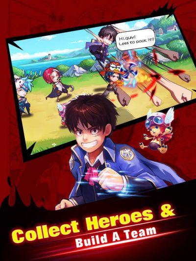 anime warriors tips