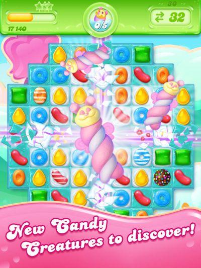 candy crush jelly saga guide