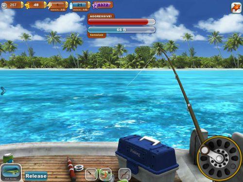 fishing paradise 3d tips