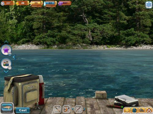 fishing paradise 3d tricks