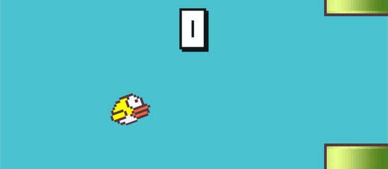 flappy back high score