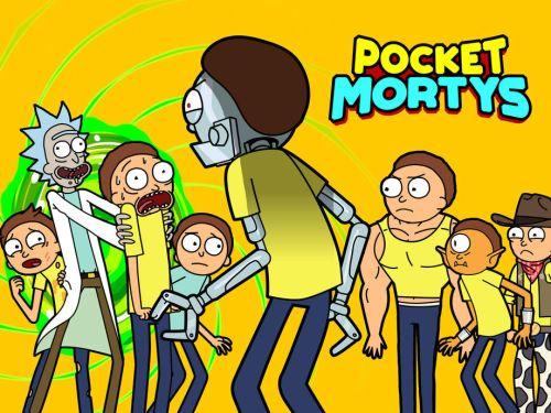 pocket mortys guide
