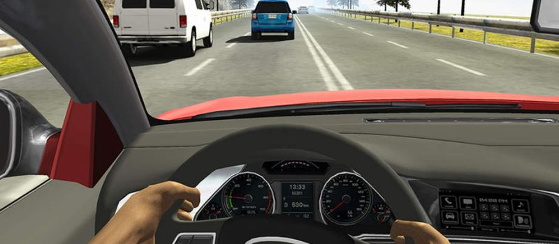 racing in car cheats