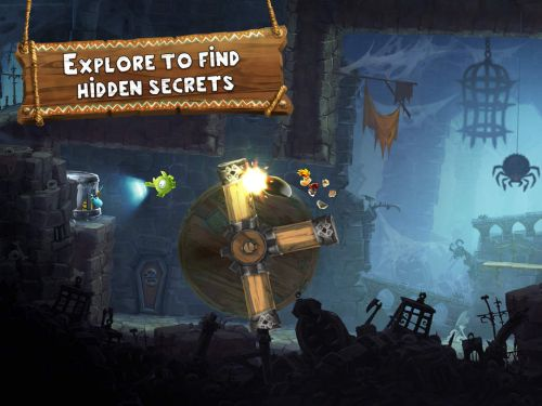 rayman adventures strategy guide