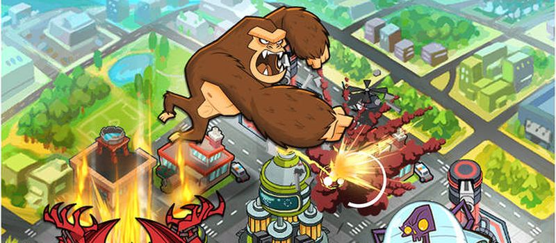 smash monsters city rampage cheats