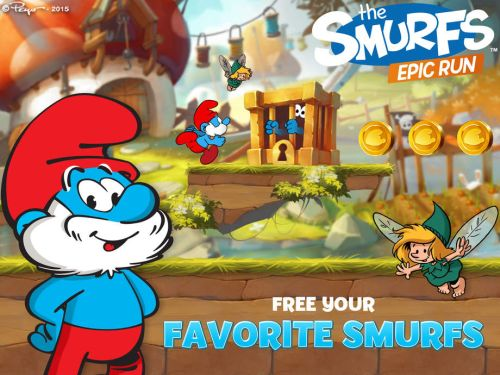 smurfs epic run strategy guide