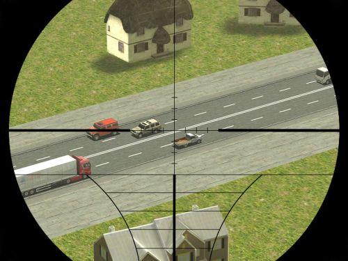 sniper traffic hunter tips