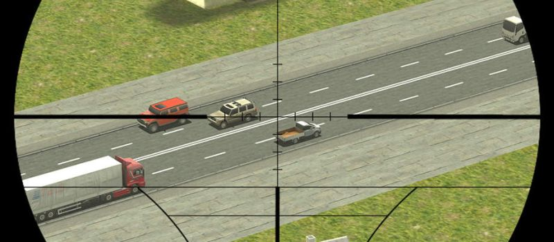 sniper traffic hunter hints