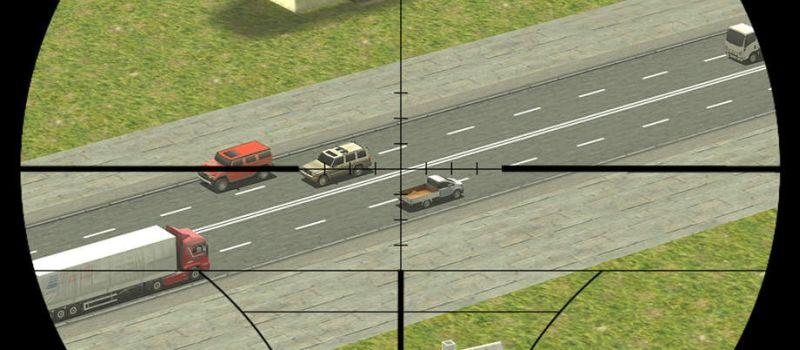 sniper traffic hunter hints