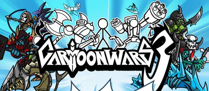 cartoon wars 3 strategy guide