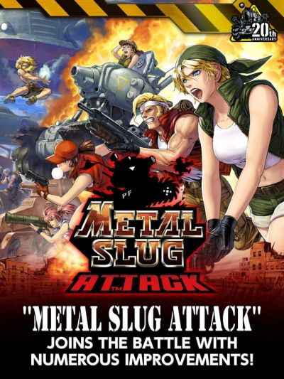 metal slug attack tips